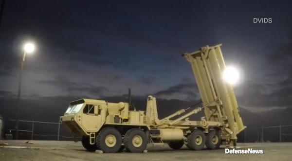 应对中俄导弹 美陆军升级反导系统