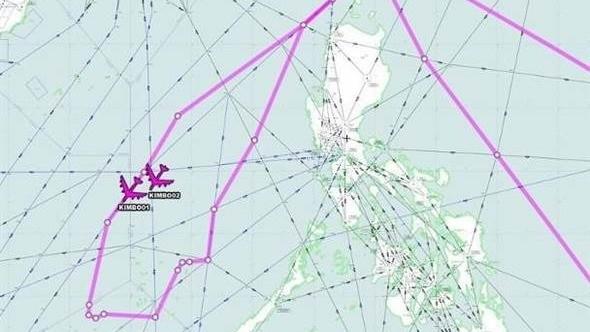 两架美军轰炸机飞越南海 紧张局势升级
