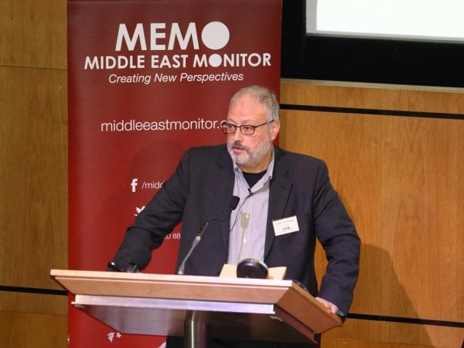 遇害沙特记者背景显赫 曾为本拉登密友