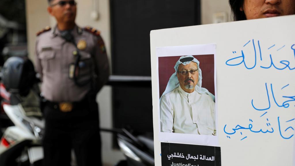 灭口!参与杀沙特记者空军中尉车祸身亡