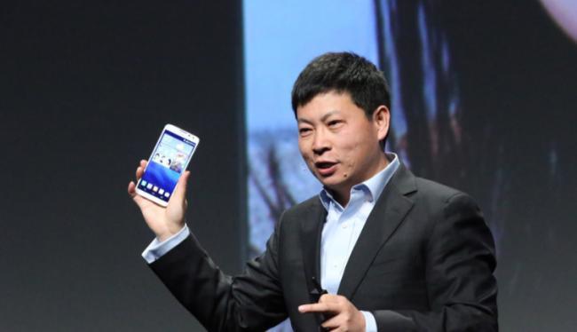 华为明年将推出可折叠5G手机