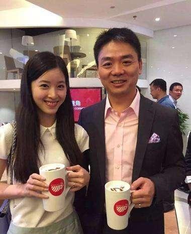 奶茶为何选择大19岁刘强东 她一语道破