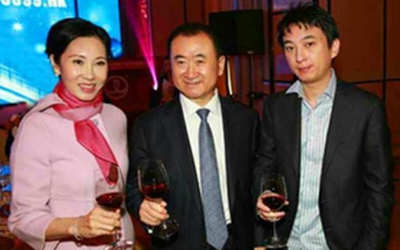 王健林公布儿媳标准 只有1个人达标