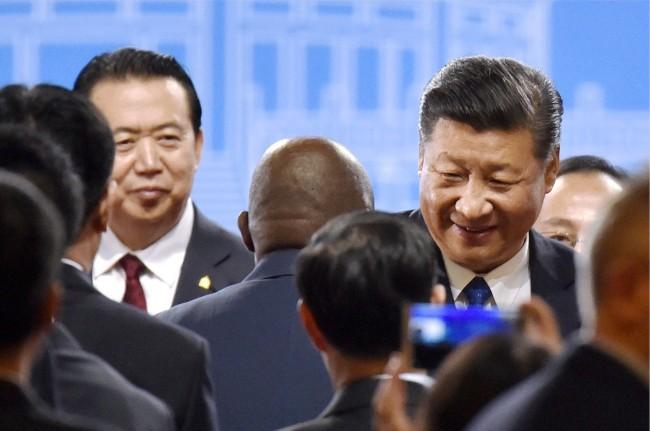 孟宏伟案为何丢不了中国的面子