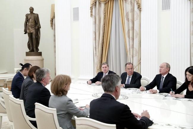 美国退出《中导条约》意味着什么?