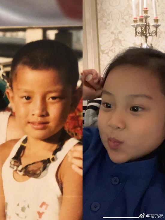 贾乃亮为甜馨庆六岁生日 未提李小璐