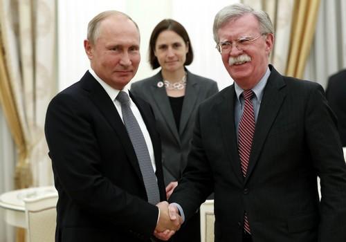 美俄没谈拢 世界军控体系或崩溃