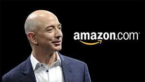 亚马逊股价深跌 贝索斯资产蒸发140亿刀