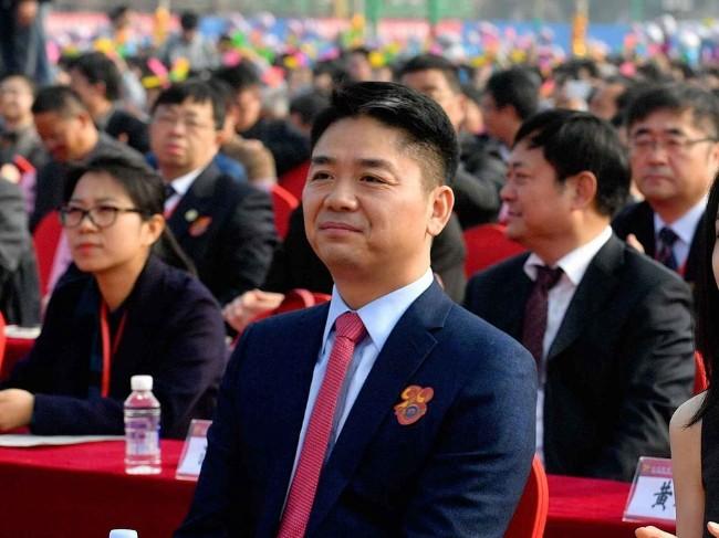 涉嫌性侵后    刘强东财富大幅缩水