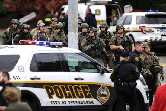 匹兹堡犹太教堂枪击案死难者身份公布