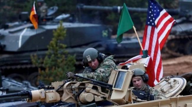 中岛条约废除 普京警欧洲勿作核战炮灰