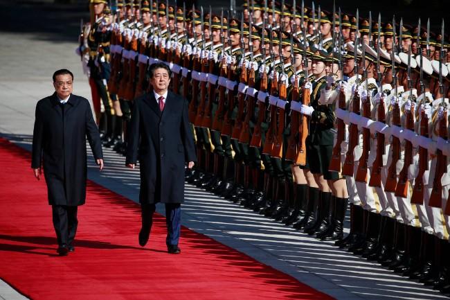 日本终止对华援助安倍要深化与中国合作