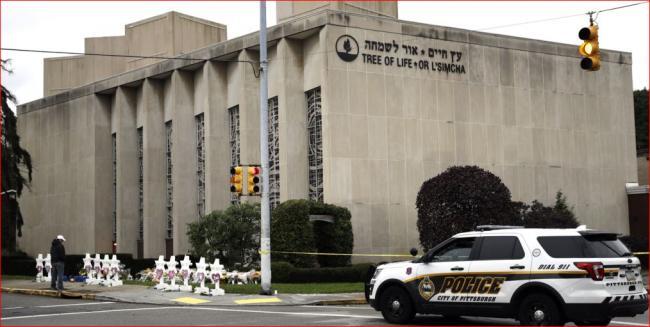 杀害11人的匹兹堡枪手首次出庭