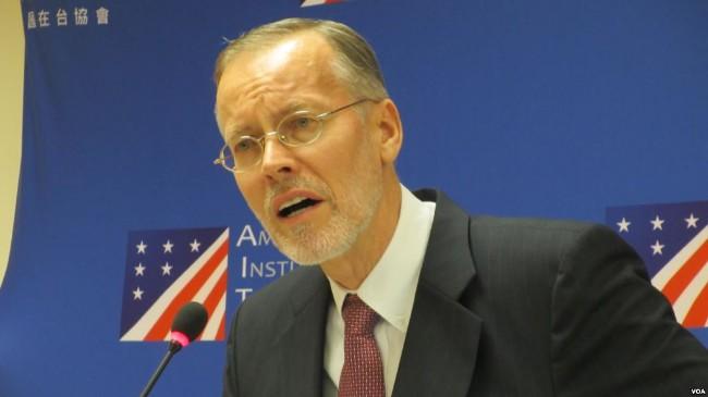 美国在台协会:有义务支持台湾自我防卫