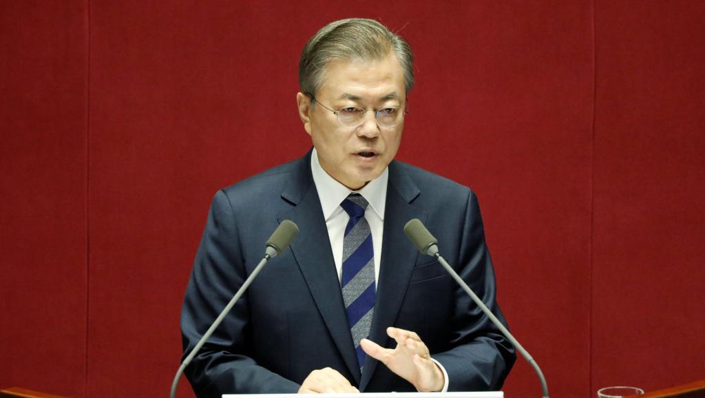 金正恩将访首尔 美国兵仍可驻韩