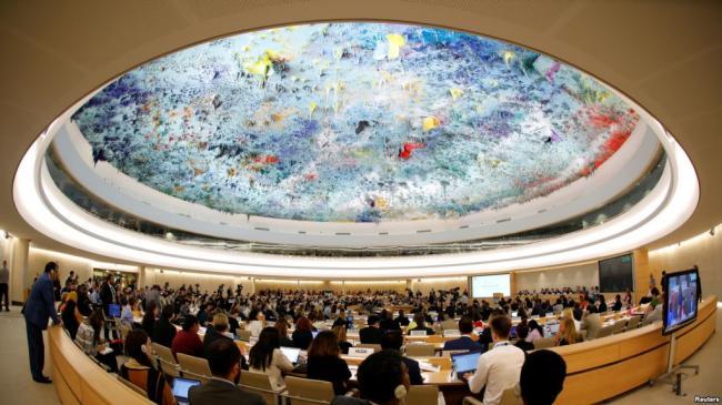 中国人权报告出炉  批评:空喊口号