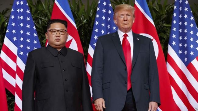 蓬佩奥本周与朝鲜恢复核谈判