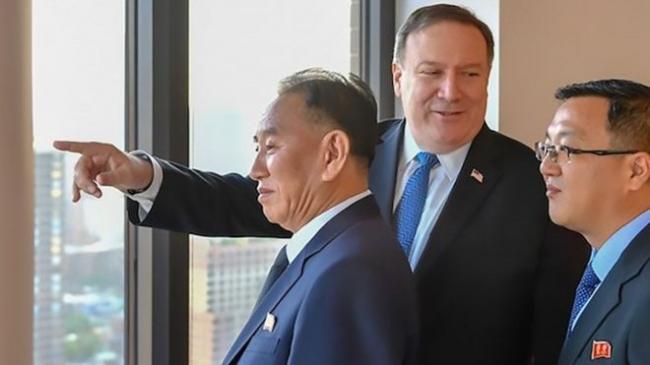 蓬佩奥本周将于纽约会见朝鲜二号人物
