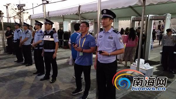 张学友海口开唱 警方抓获31名嫌疑人