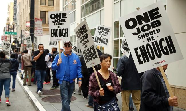 """谷歌员工罢工  对硅谷个人主义说""""不"""""""