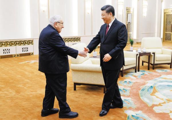 请美国尊重中国道路  习近平愿意妥协
