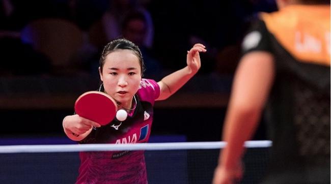 """日本出了位中国乒乓的""""克星"""""""
