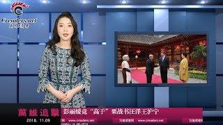 """彭丽媛会成为""""新文革时代""""的江青吗?(视频)"""