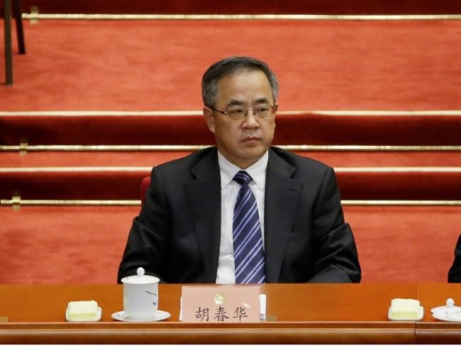 胡春华虚有副总理头衔 已经被边缘化?