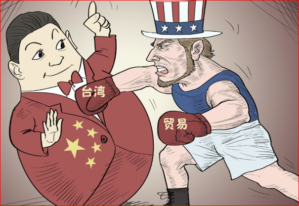 瞄准同一地区 美拉来盟友叫板中国