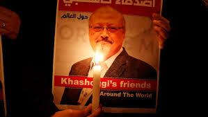 川普与土耳其总统工商应对卡舒吉遇害案