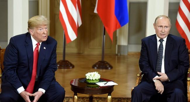 普京和川普会晤议程问题很多