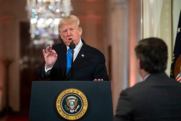 CNN记者被取消白宫采访资格 他错在哪里