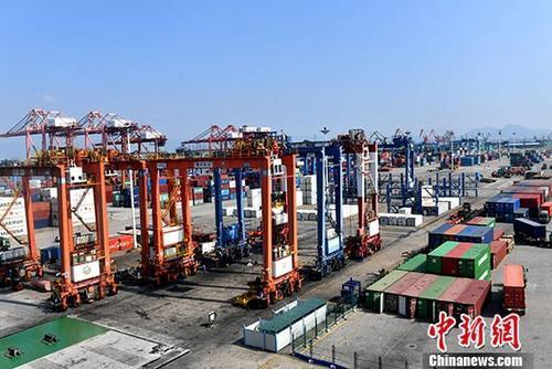 人民币破6.96将破7 中国发外贸形势报告