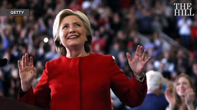 希拉里2020年将再选总统:4.0版在路上