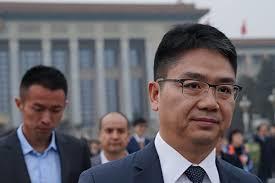 刘强东缺席世界互联网大会 股价大跌