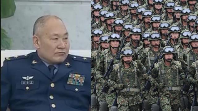 破天荒 解放军首派战区副司令员访日