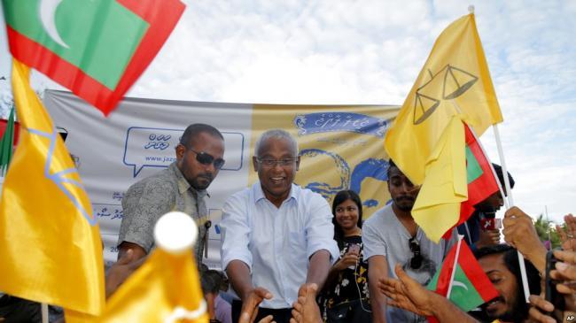 """马尔代夫政权更迭 中国""""失宠"""""""