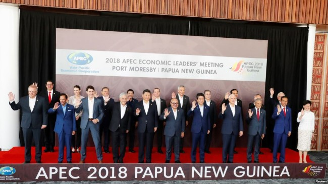 APEC 中国官员被指强闯东道国外长办公室