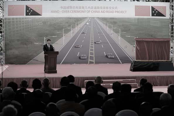 中国APEC输出新闻管制:请用新华社通稿