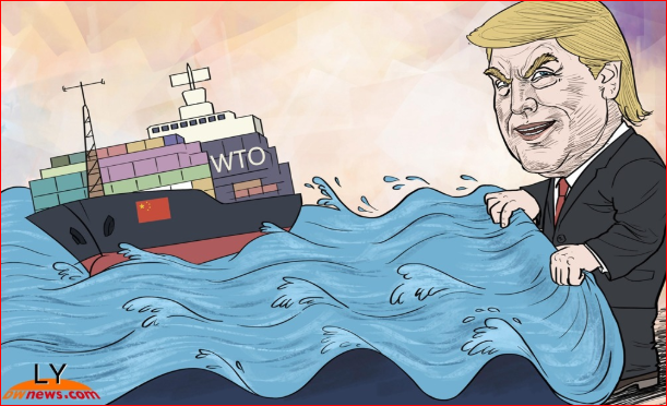 中国驻WTO大使对其他成员发出警告