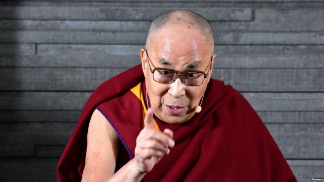 达赖喇嘛:中国政府打压藏人无用