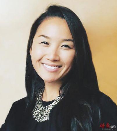Sharon Lee任皇后区副区长,成为首位亚裔副区长。 (皇后区区长办公室提供)