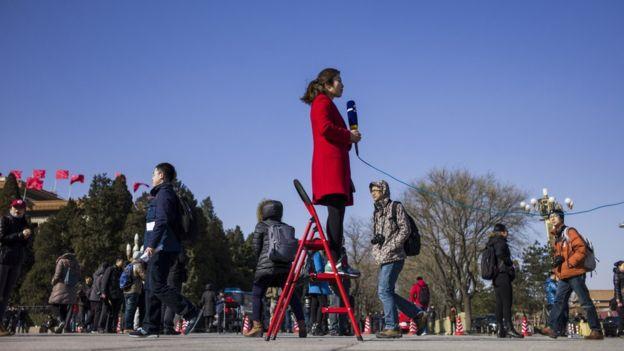 BBC:从孔琳琳案看中国记者的海外形象
