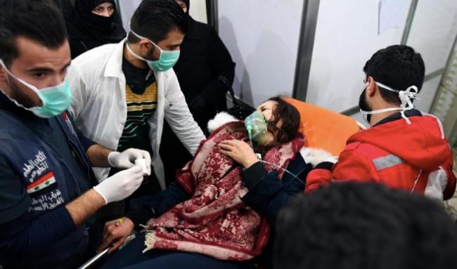 叙利亚爆毒气攻击 恐怖组织成幕后主使