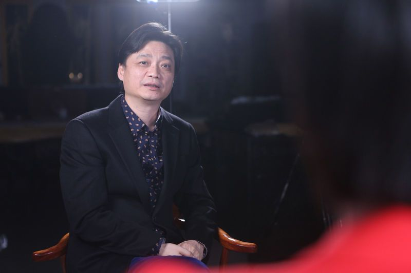 华谊股价猛跌 崔永元:老天都看不下去了