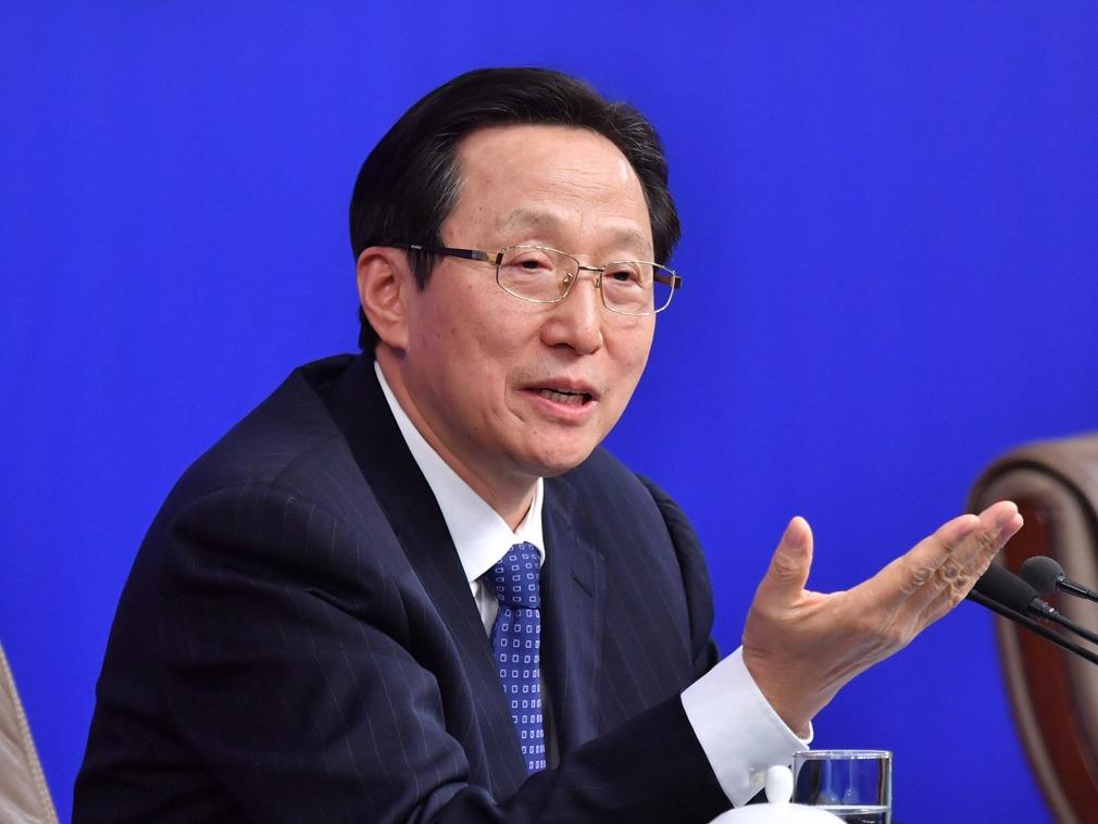 惊天证据 崔永元曝中农业部长韩长赋受贿