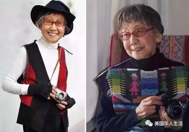日本最牛女记者 96岁失恋100岁获奖