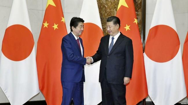中日首脑会谈  习近平或明年6月访日本