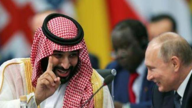 卡舒吉遇害案后 沙特王储G20春风满面