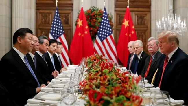 中国官方宣称胜利?川普才是大赢家